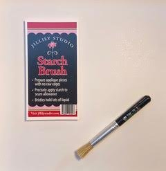 NEW! Jillily Studio Starch Brush