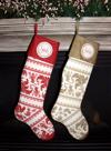 Yuletide Stockings Pattern