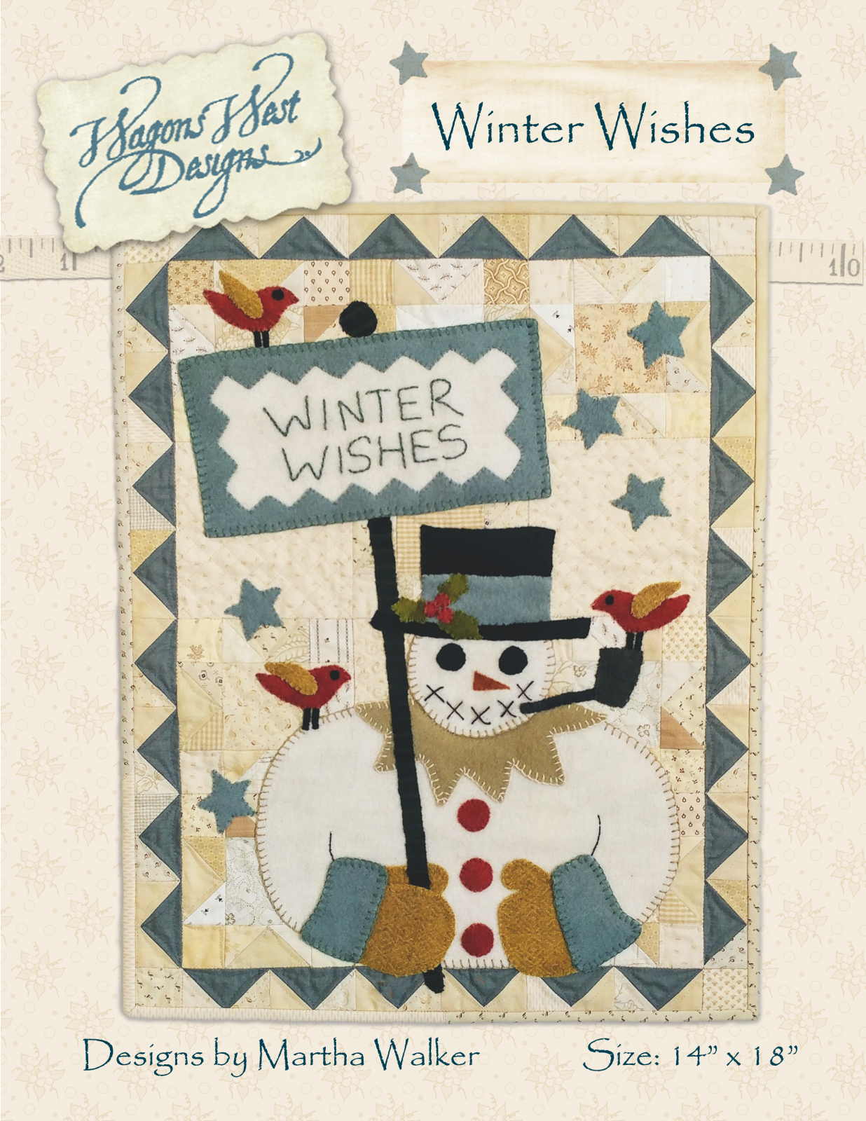 Winter Wishes E Pattern