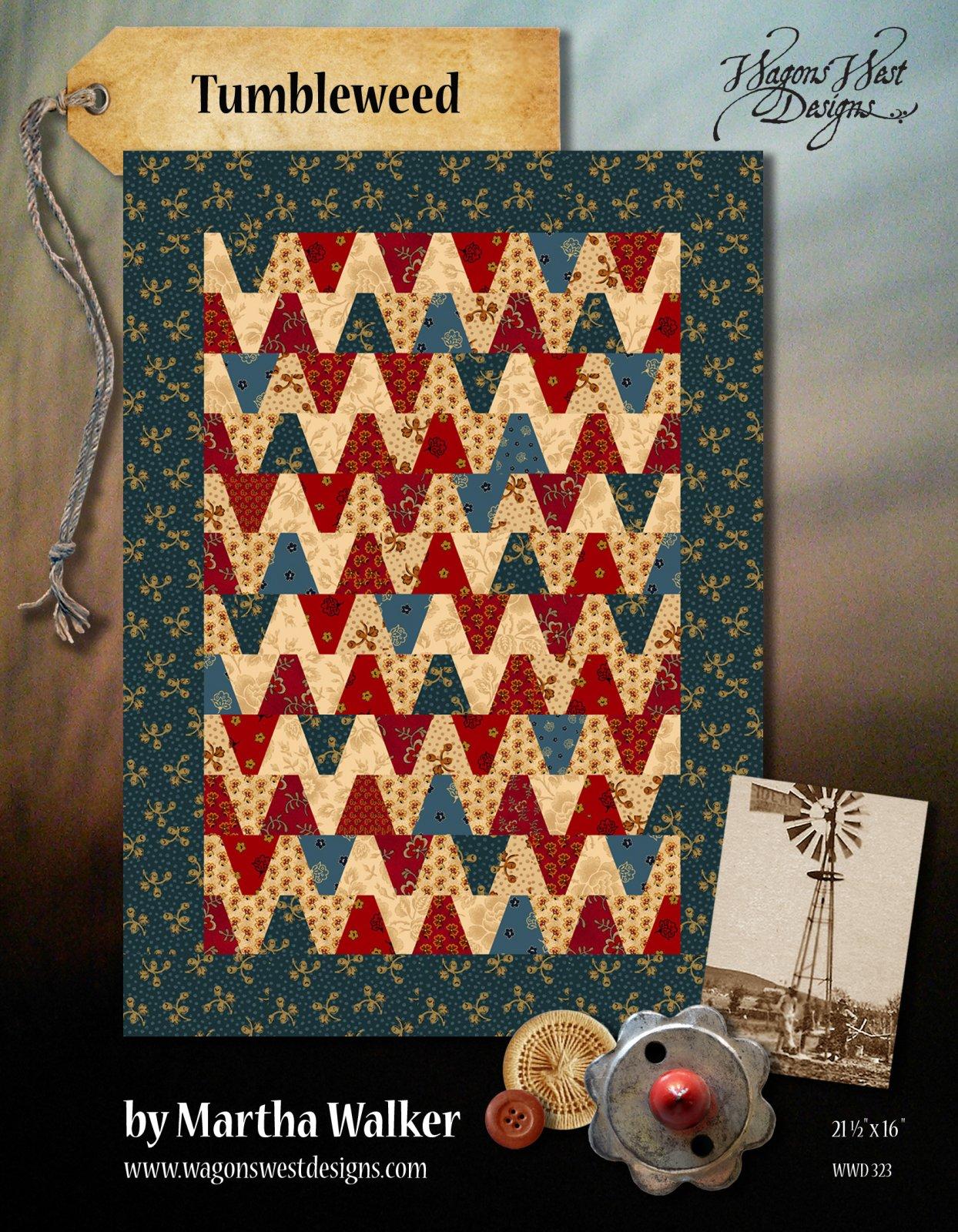 Tumbleweed E Pattern