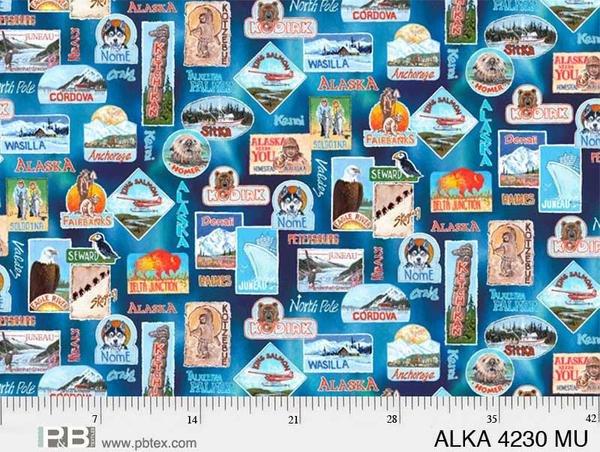 Alaska All Over 04230 MU