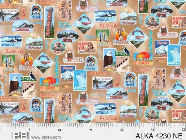 Alaska All Over 04230 NE