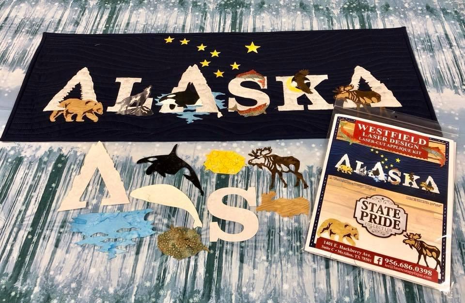 Alaska State Row by Row- 2018