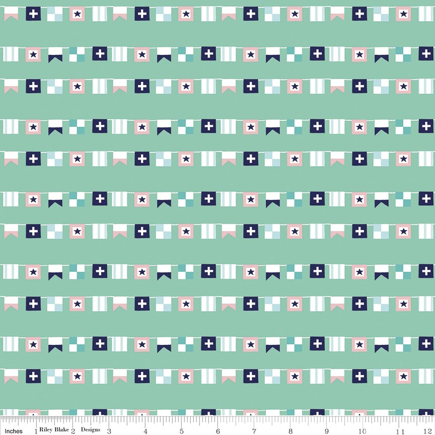 Seaside  C7233-TEAL