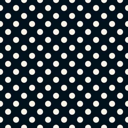 In Bloom Dot Black