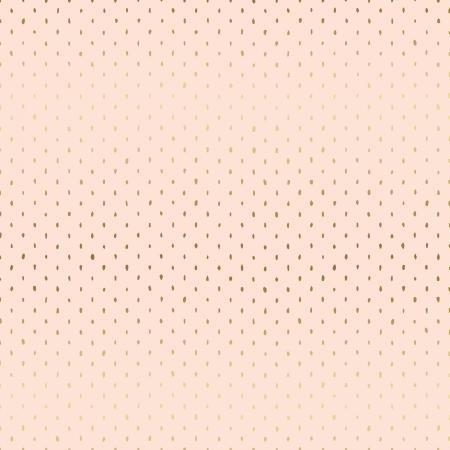 CS101-BL5M Cotton+Steel Basics - Stitch and Repeat - Blush Metallic Fabric