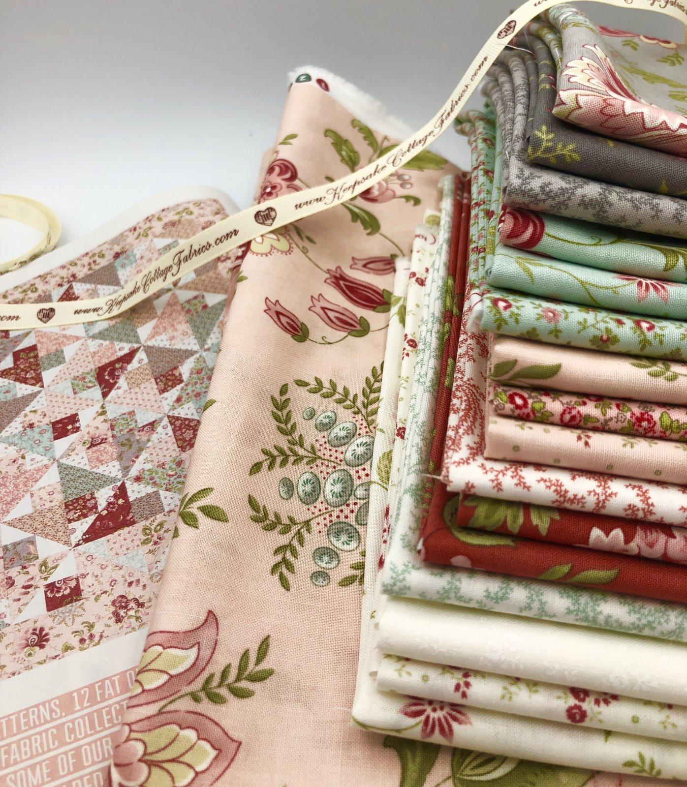 Porcelain Lullaby Quilt Kit
