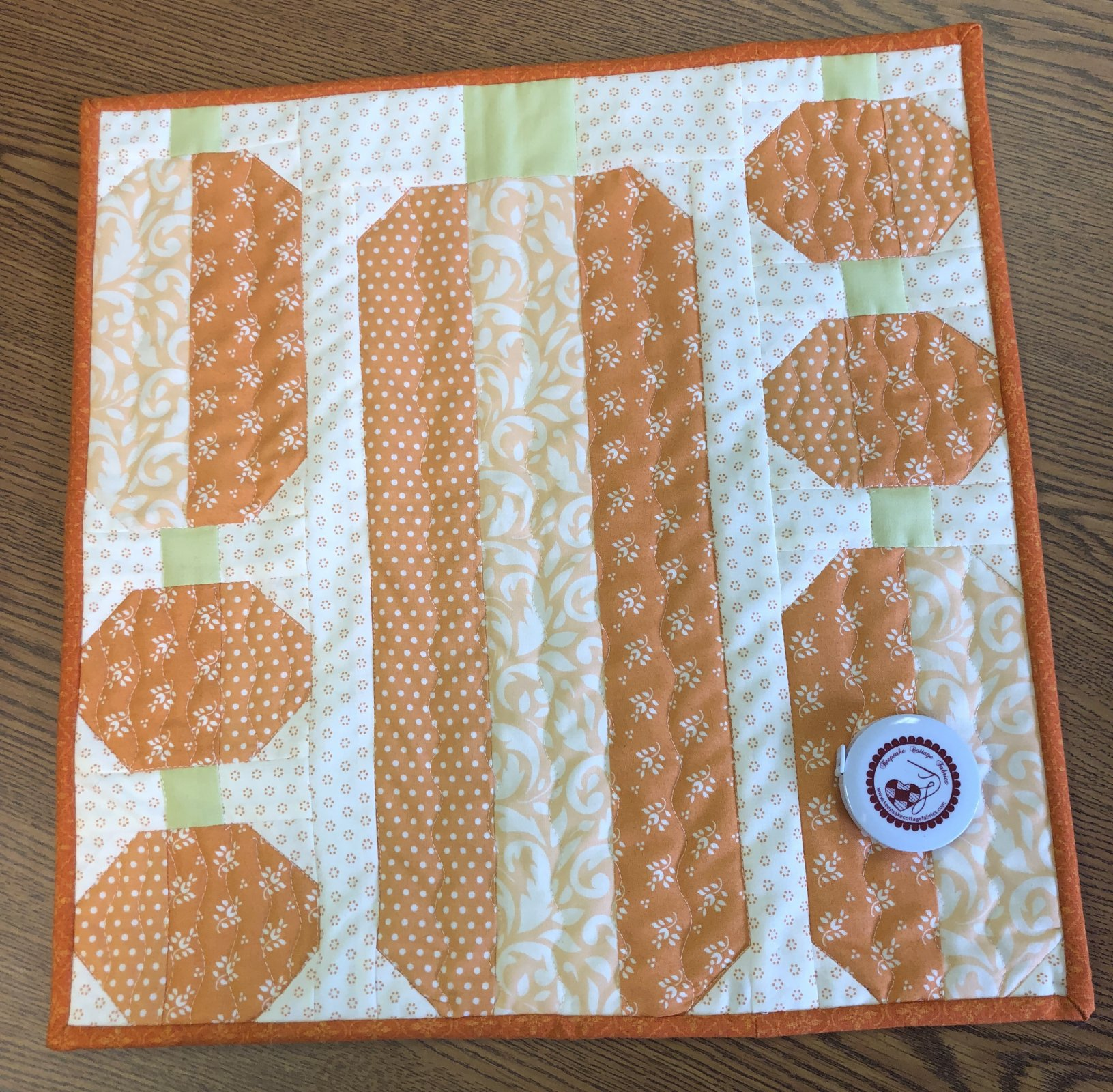 October Monthly Mini Quilt Kit #1
