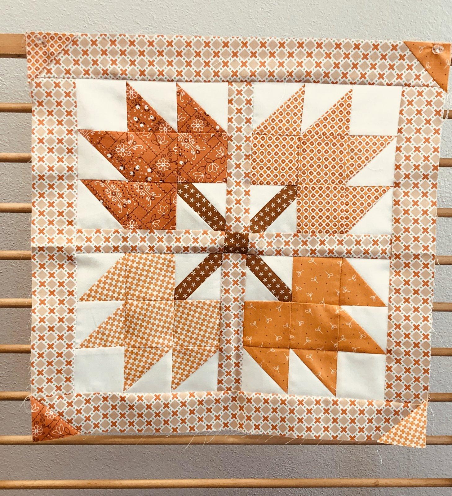 November Monthly Mini Quilt Kit