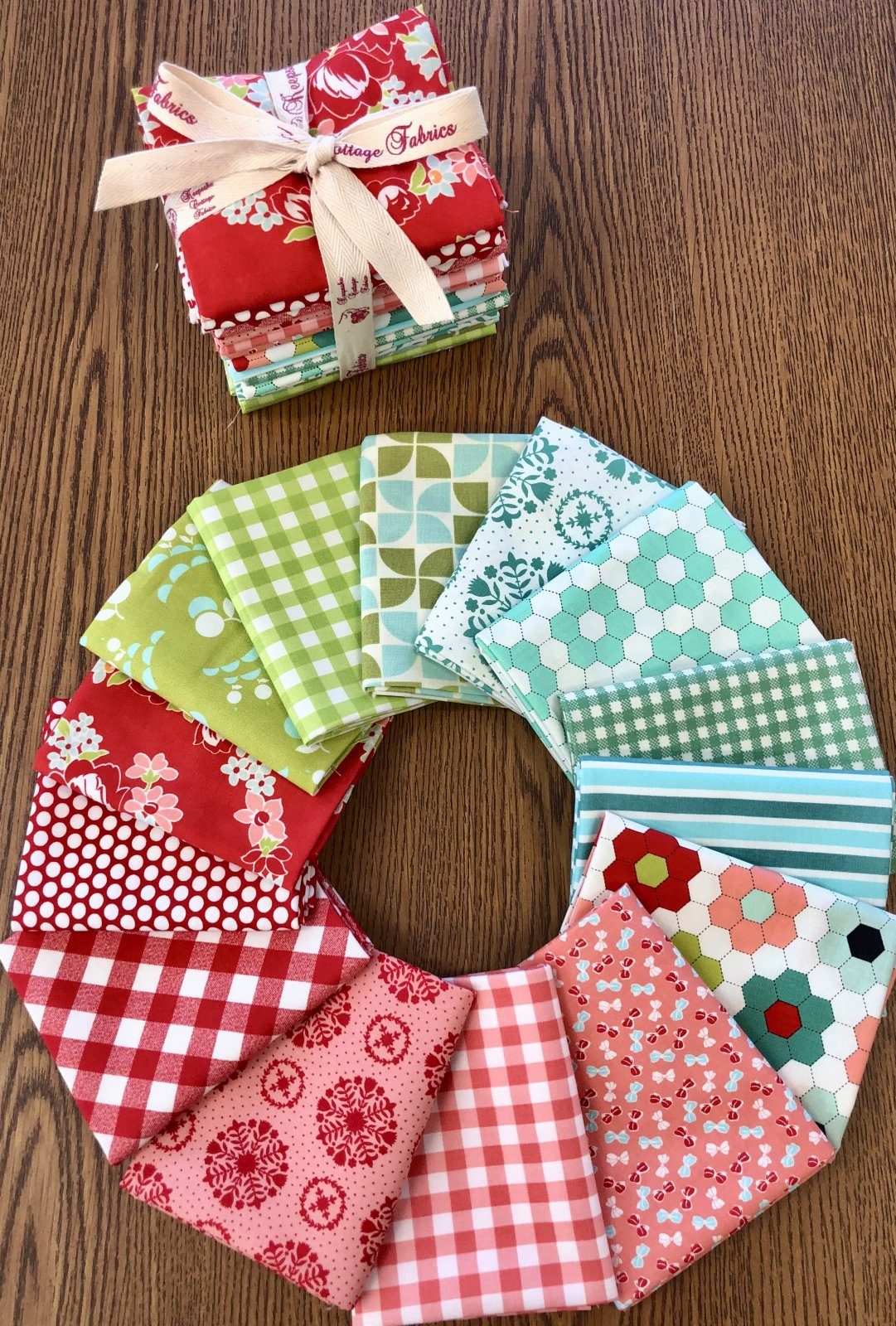 FAT QUARTER FRIDAY March 20, 2020