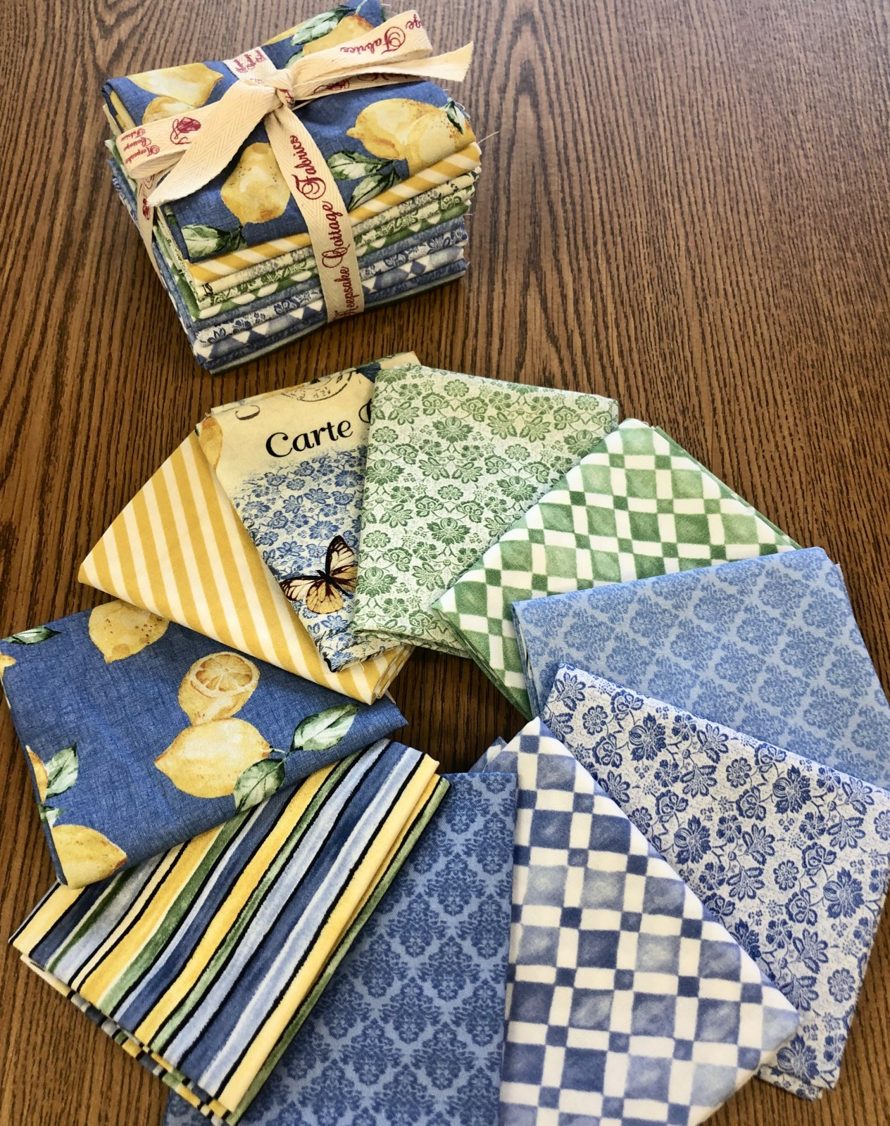 Limoncello Fat Quarter Bundle