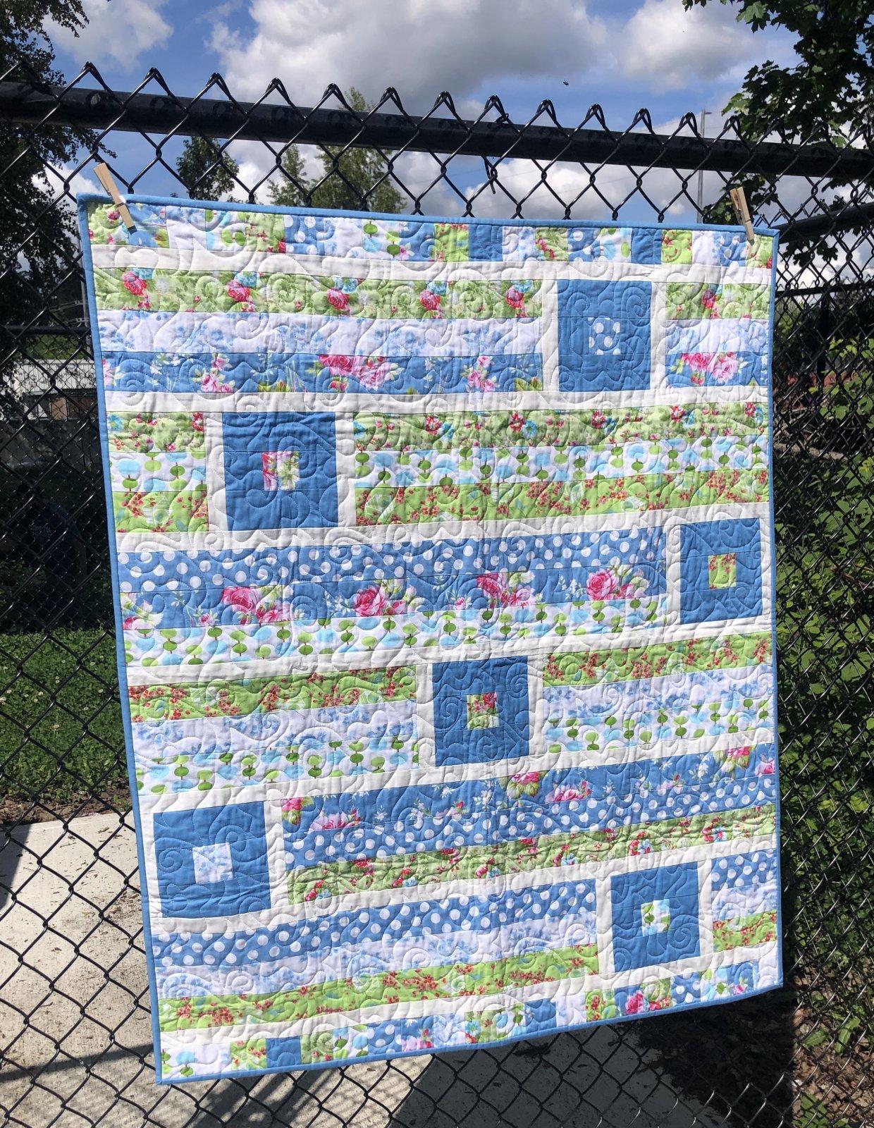 Breezy Quilt Kit