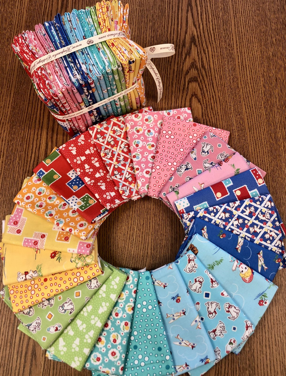 Playtime Fat Quarter Bundle
