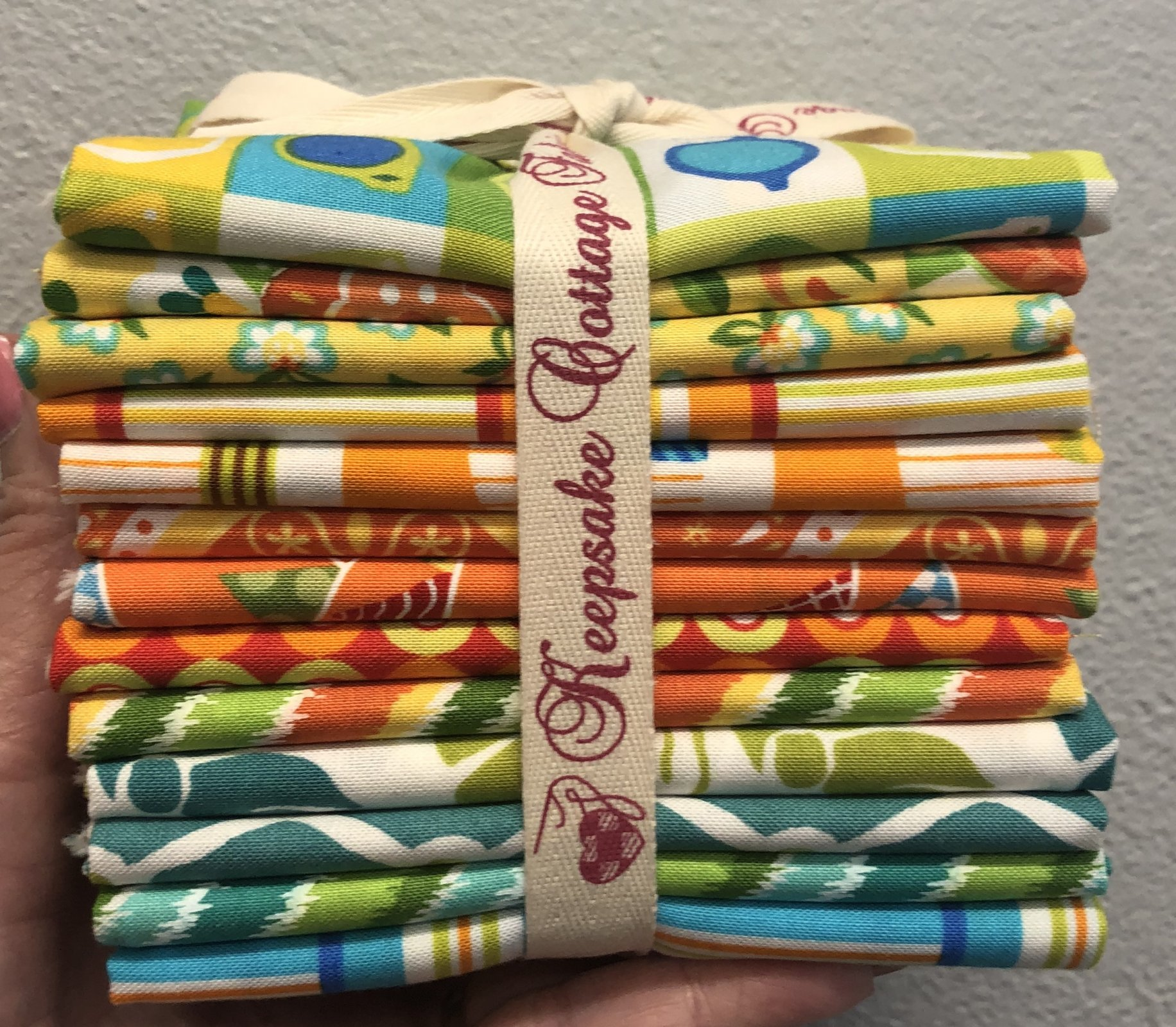 Fat Quarter Friday July 17, 2020