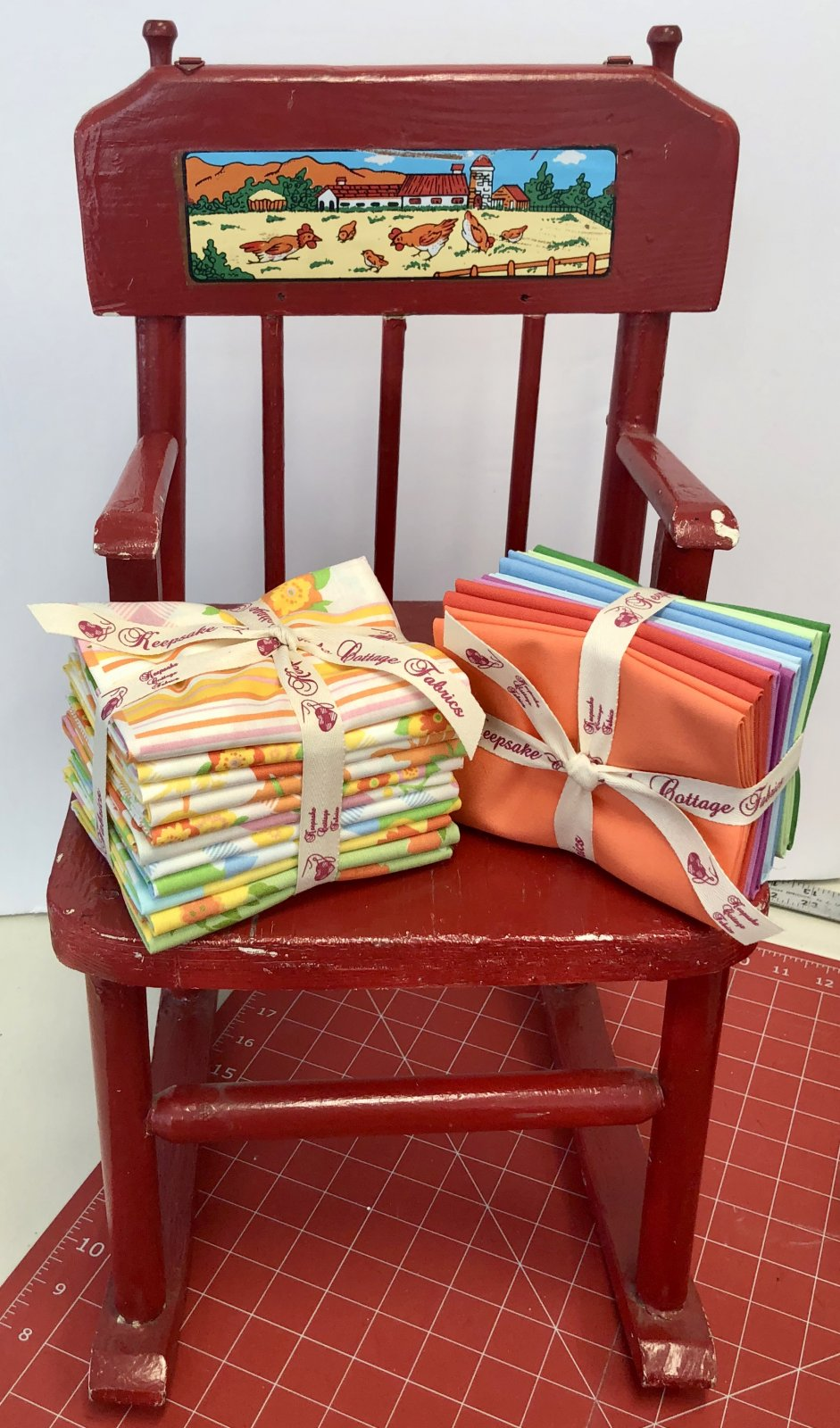 Dream On Solids Fat Quarter Bundle