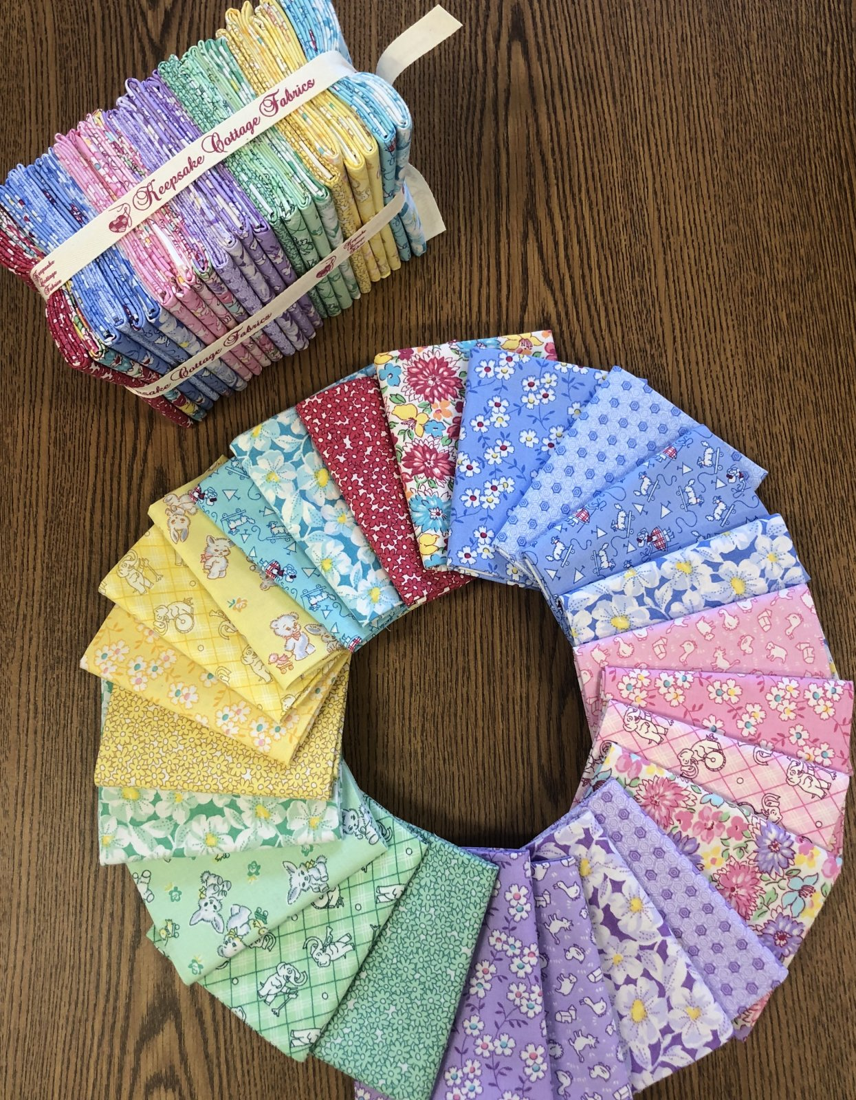 *Nana Mae Fat Quarter Bundle