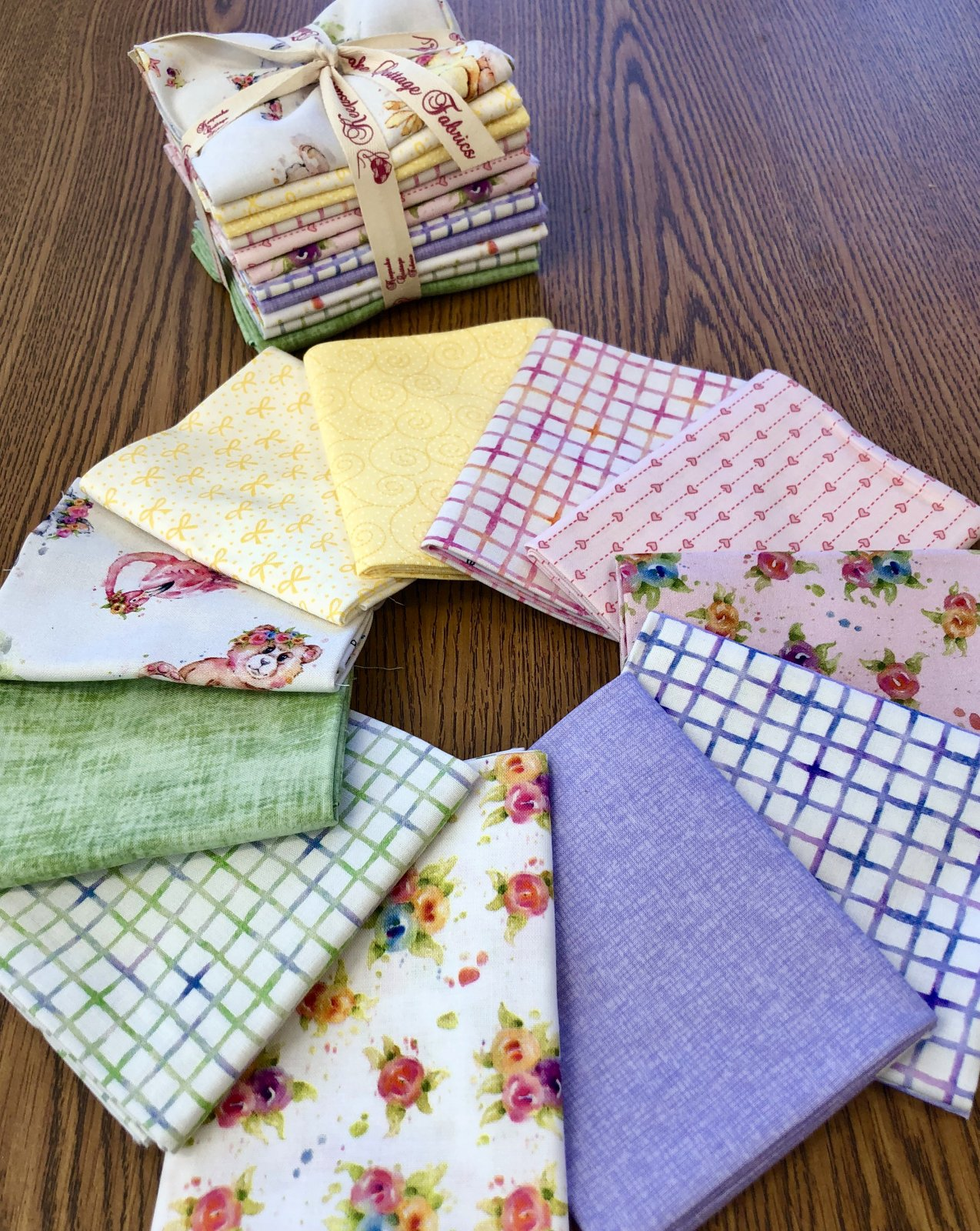 Little Darlings Fat Quarter Bundle
