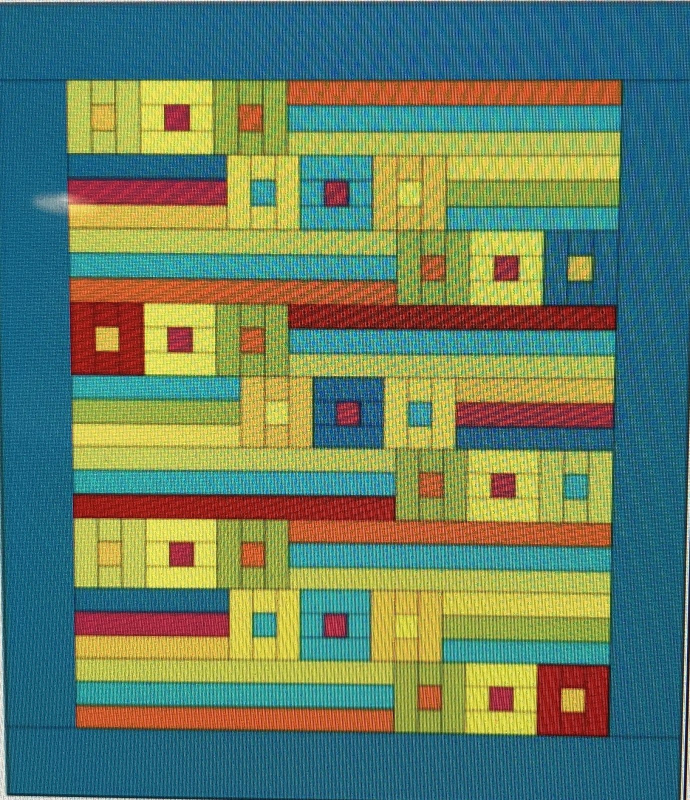 January 2021 Free Pattern-Barns and Terraces