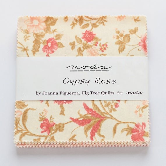 Gypsy Rose Charm Pack by Fig Tree Quilts