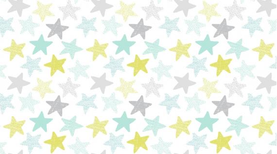 Stars by Dear Stella 1152 White