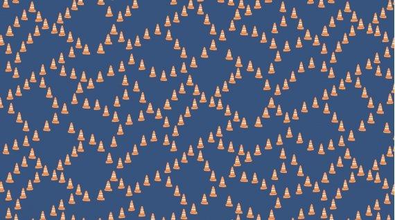 Bollards by Dear Stella 1147 Snorkel