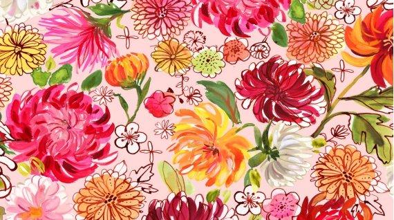 Dear Stella Kyoto Garden Chrysanthemums 1390