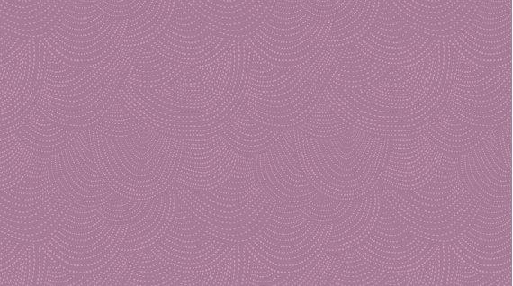 Scallop Dot Dear Stella Purple SRR512