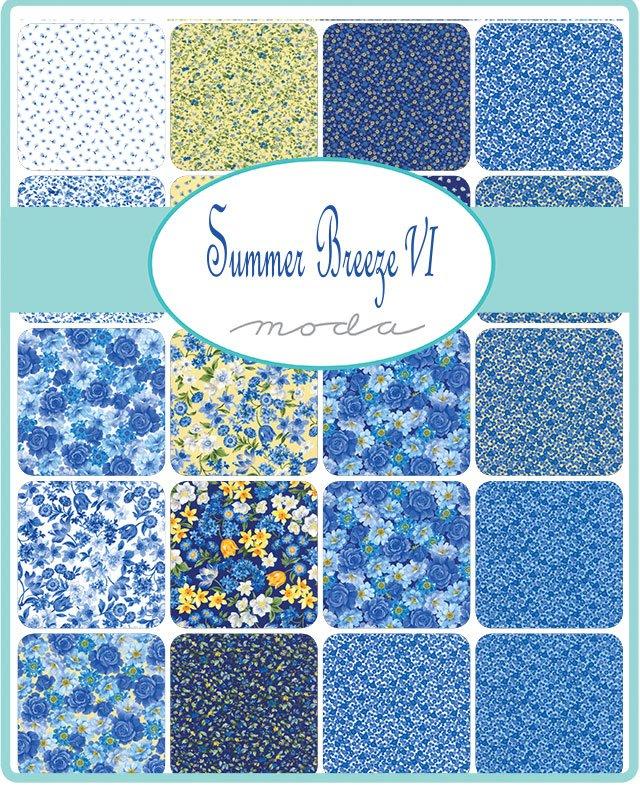 Summer Breeze VI Fat-Quarter Bundle