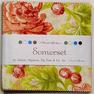 Somerset Charm Pack by Fig Tree Quilts