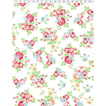 Janey Floral by Tanya Whelan Y2700-1