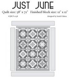 Just June Cutie Pattern
