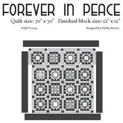 Forever in Peace Cutie Pattern