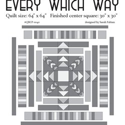 Every Which Way Cutie Pattern