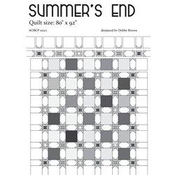Summer's End Cutie Pattern