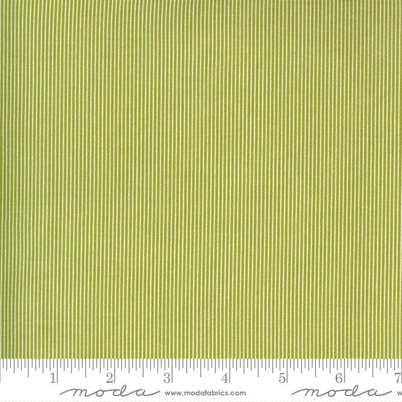 Spring Chicken Green Stripe