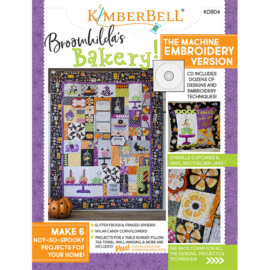 Kimberbell Broomhilda's Bakery