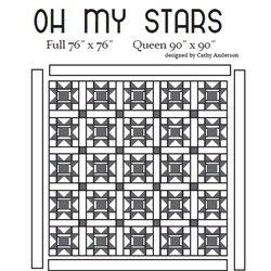 Oh My Stars Cutie Pattern