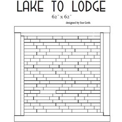 Lake to Lodge Cutie Pattern