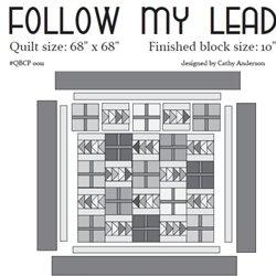 Follow My Lead Cutie Pattern