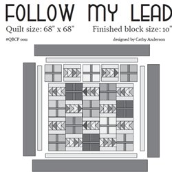 Follow My Lead Cutie Pattern