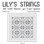 Lily's Strings Cutie Pattern