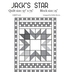 Jack's Star Cutie Pattern