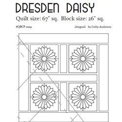 Dresden Daisy Cutie Pattern