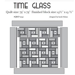 Time Glass Cutie Pattern