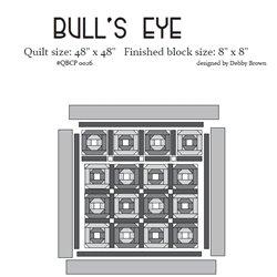 Bull's Eye Cutie Pattern