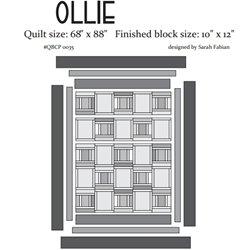 Ollie Cutie Pattern