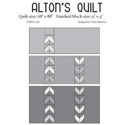Alton's Quilt Cutie Pattern