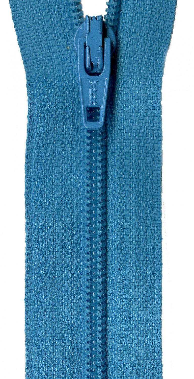 Zipper 22 Turquoise Splash