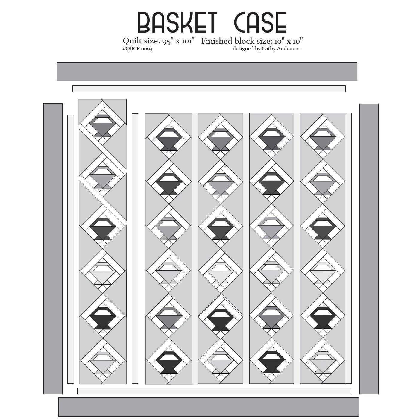 Basket Case Cutie Pattern