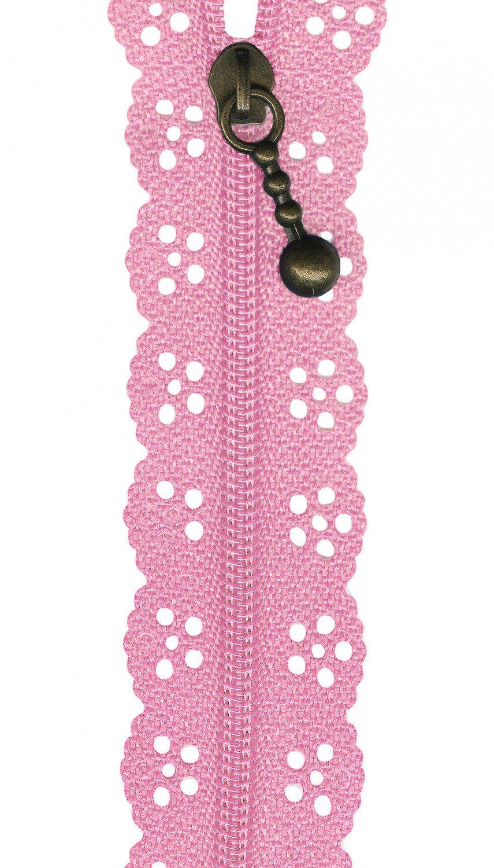 Little Lacie Zipper 8 Lt Pink